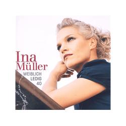 Ina Müller - Weiblich. Ledig. 40. (CD)