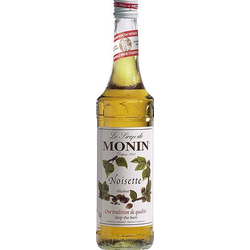 (10.99 EUR/l) Monin Haselnuss Sirup  - 700 ml