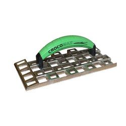 Schleif-Raspel 280 x 140 x 15 mm, Crocomac®, Edelstahl