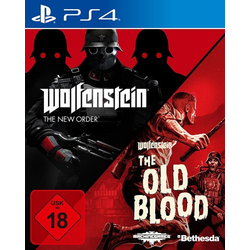 Wolfenstein 1 The New Order & The Old Blood - PS4