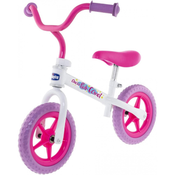 Chicco Pink Comet Ultraleichtes Fahrrad ohne Pedale