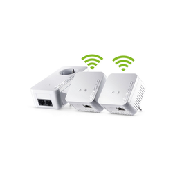 DEVOLO dLAN 550 WiFi Network Kit Netzwerk-Adapter