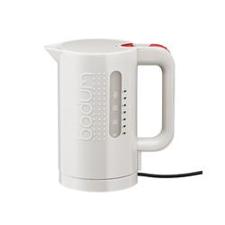 Bodum Wasserkocher Wasserkocher BISTRO 2012 1 l cremefarben, 1000 l