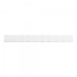 ZB6 Klemmenblock Markierung Etiketten Unbeschriftet DGN 4159