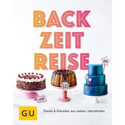 BackZeitReise als Buch von