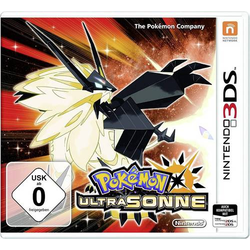 Nintendo Pokemon Ultrasonne 3DS & 2DS USK: 0