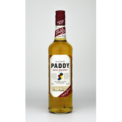 Paddy Irish Whiskey 40.0% 0,7 L
