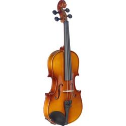 Stagg VL-1/2 Violinenset 1/2 Ahorn massiv mit Softcase Orangebraun