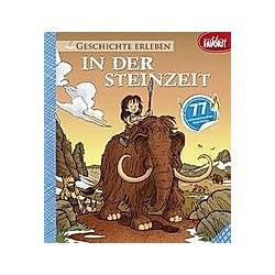 In der Steinzeit - Buch