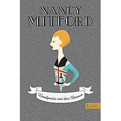 Landpartie mit drei Damen. Nancy Mitford  - Buch