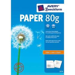 Kopierpapier A4 unbeschichtet 80 g/qm 500 Blatt weiß