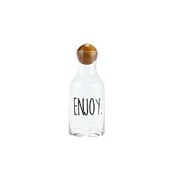 Glasflasche Enjoy