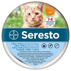 Seresto Antiparasiten Halskette 38 cm für Katzen 1St