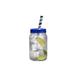 Absolut Schnapsglas Jar, Einmachglas, Moonshineglas, 500 ml