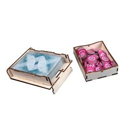 Laserox Spiel, Laserox Einsatz Bird Box Upgrade Kit für Flügelsch