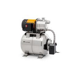 blumfeldt Wasserpumpe Liquidflow 1200 INOX Pro Hauswasserwerk Gartenpumpe 1.200 W 3.500 l/h