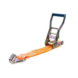 4 x Zurrgurt 8M/50mm/5T für Pkw-Anhänger Zurrgurtenset