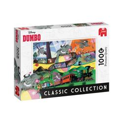 Jumbo Spiele Puzzle Jumbo 18824 Dumbo 1000 Teile Puzzle, 1000 Puzzleteile