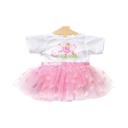 Heless Puppenkleidung Ballerina-Kleid Maria Gr. 28-35 cm, Puppenkleidung