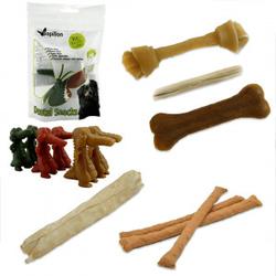 Kauwsnack Pakket Medium Hond  1 pakket