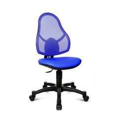 TOPSTAR Schreibtischstuhl Drehstuhl Open Art Junior lila blau