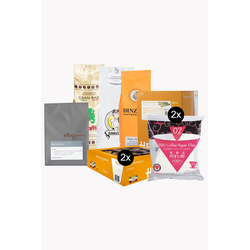 Aus unserer Werbung Kleines Businesspaket für Filterkaffee-Bereiter