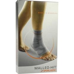 MALLEO-HIT Sprunggelenkbandage Gr.5 platinum 07074 1 St