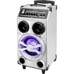 Dual DSBX 100 Mobiler PA Lautsprecher 16.5cm 6.5 Zoll akkubetrieben 1St.