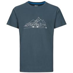 LACD Van T-Shirt Men midnight navy