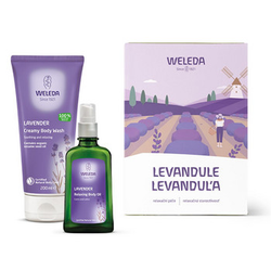 Weleda Lavender Relaxing Set