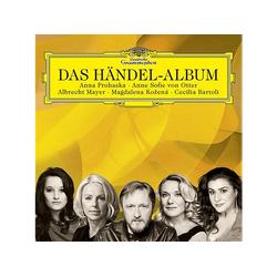 Bartoli/Kozena/Prohaska/Von Otter/+ - Das Händel-Album (Excellence) (CD)