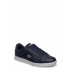 LACOSTE SHOES Carnaby Evo Bl 1 Sma Niedrige Sneaker Blau LACOSTE SHOES Blau 43,41,42,44,40