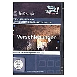 Verschiebungen im kartesischen Koordinatensystem  1 DVD - DVD  Filme