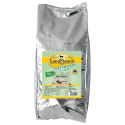 LANDFLEISCH Trockenfutter Softbrocken Huhn, 1,5 kg