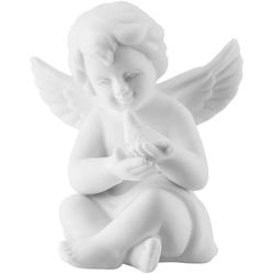 Rosenthal Engelfigur Engel mit Taube (1 Stück) 5,3 cm x 6,3 cm x 4,4 cm