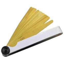 Fühlerlehre Blatt-St.0,05-0,5mm MS L.100mm Bl.8 St.PROMAT