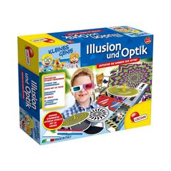 Lisciani Lernspielzeug Illusion und Optik