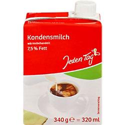 Jeden Tag Kondensmilch 7.5 % 340 g