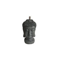 HTI-Line Dekofigur Öllampe Buddha 2 (1 Stück), Öllampe