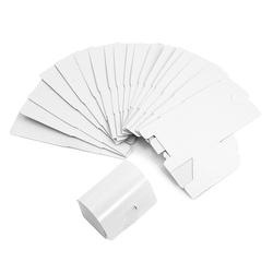 12 x Mini Kisten Schatzkisten Schatztruhen Basteln Bemalen Dekorieren weiß