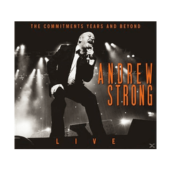 Strong Andrew - The Commitment Years And Beyond-Live (CD)