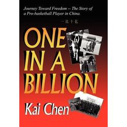 One in a Billion als Buch von Kai Chen