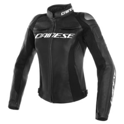 Racing 3 Damen Lederjacke 36