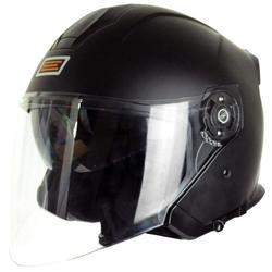 Origine Palio Jet Helm, schwarz, Größe XS