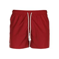 Lacoste Badehose Sportswear rot XL