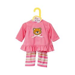 Zapf Creation® Puppenkleidung Dolly Moda Puppenkleidung Pyjama 38-46 cm