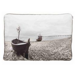 TRIXIE Tierkissen Beach Fotodruck M - 70 cm x 100 cm x 13 cm