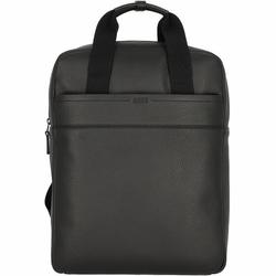 Bree Aiko 4 Rucksack Leder 39 cm Laptopfach black