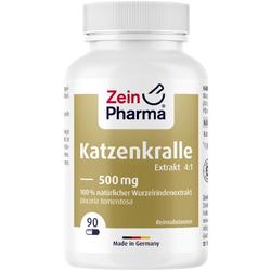 KATZENKRALLE Kapseln 500 mg 90 St