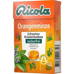 Ricola OZ Box Orangenminze